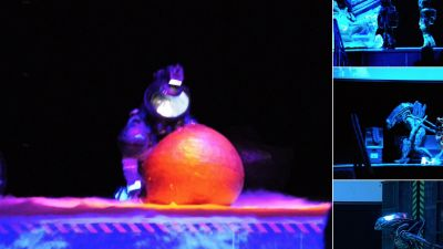 """Some High Schoolers Created """"Alien: The Play"""" and it is DIY Awesome"""
