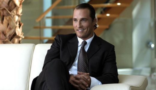 What To Watch: Matthew McConaughey Goes All In With 'Two For The Money'
