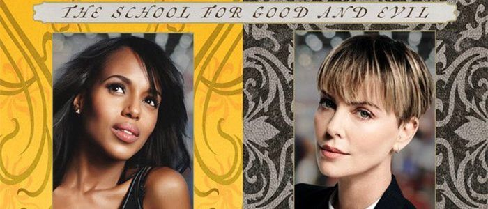 'The School for Good and Evil' Enrolls Charlize Theron and Kerry Washington in Key Roles