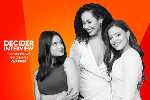 'Charmed's Cast and Creators Are Paying Homage to the Original While Trying to Build Something New