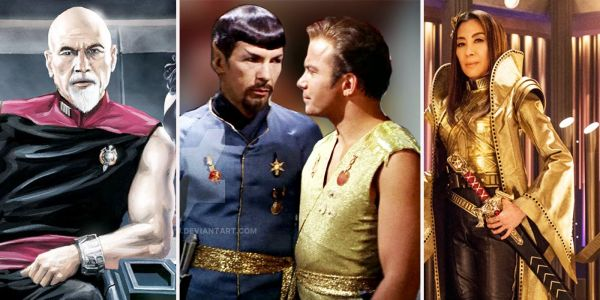 Star Trek: 15 Things You Didn't Know About The Mirror Universe