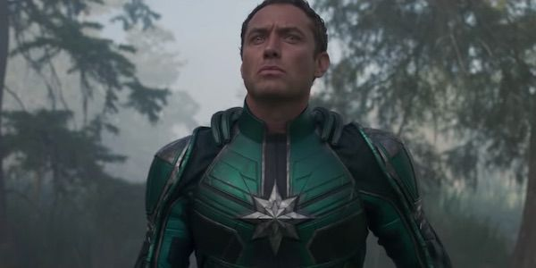 Why Jude Law's Reported Captain Marvel Role Makes Perfect Sense For The Movie
