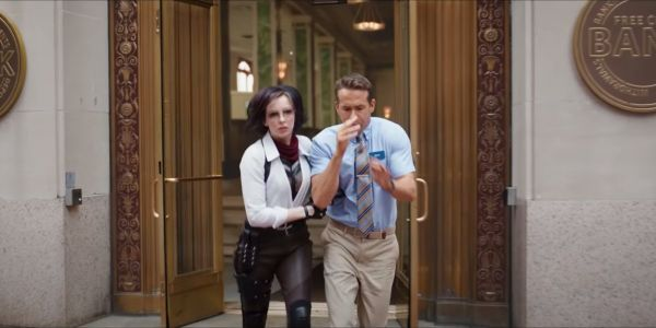 Ryan Reynolds Shares New Free Guy Trailer With A Ton More Action And Jodie Comer