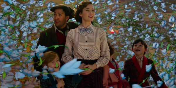 Rob Marshall Interview: Mary Poppins Returns