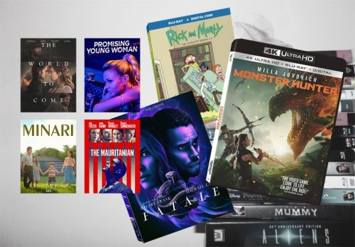 March 2 Blu-ray, Digital and DVD Releases
