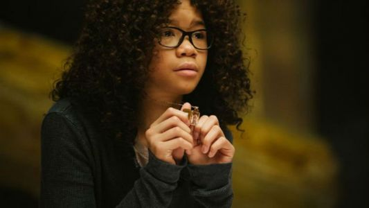 The Suicide Squad Adds Storm Reid as Idris Elba's Daughter