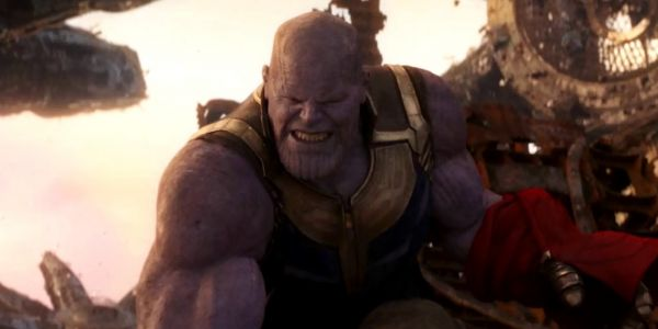 Josh Brolin Couldn't Avoid Talking About Thanos's Butt at Avengers: Endgame Premiere