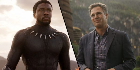 Avengers: Infinity War Set Visit - Chadwick Boseman & Mark Ruffalo Interview
