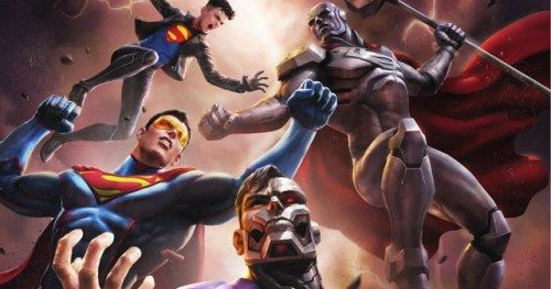 Reign of the Supermen Review: An Action-Packed Superhero