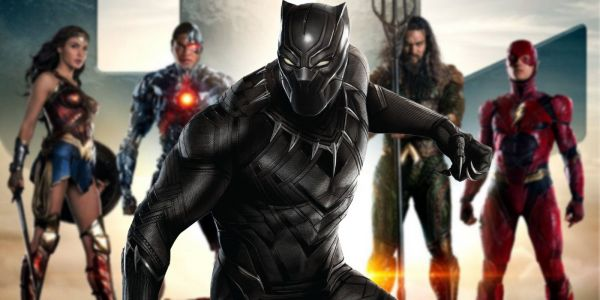 Black Panther Has Already Passed Justice League At The Domestic Box Office