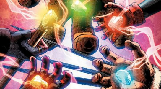Marvel Reveals Who Holds The Infinity Stones