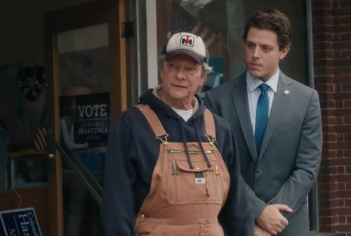 Exclusive Irresistible Clip Featuring Chris Cooper in Jon Stewart's New Comedy