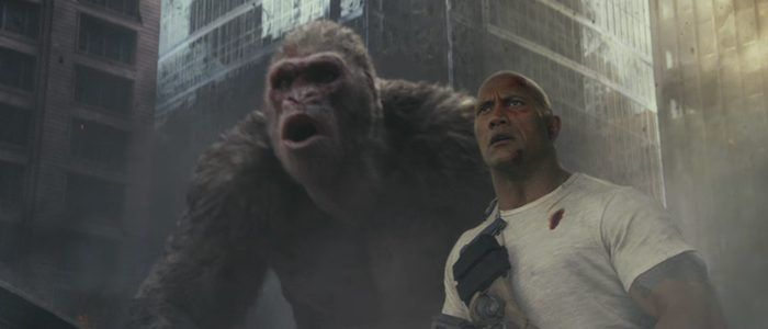 'Rampage' Review: A Big, Dumb, Not-So-Fun Cartoon