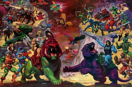 He-Man and the 'Masters of the Universe' have found their directors