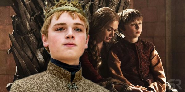 Game Of Thrones: Why Tommen Was Recast For Season 4   ScreenRant