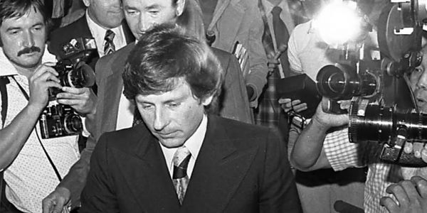 Roman Polanski Is Suing to Get Back Into The Academy