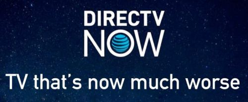 DirecTV Now is Raising Prices, Losing Channels, and Generally Getting Worse