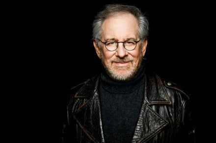 See Spielberg's scary horror show on your phone, but only when darkness falls