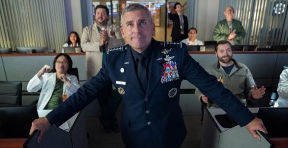 'Space Force' Review: Netflix's Comedy Series Shoots for the Moon, But Can't Stay on Trajectory