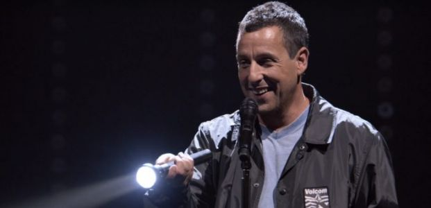 Watch the Trailer for Adam Sandler's Netflix Comedy Special '100% Fresh'