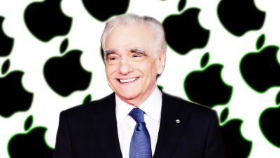 Apple Bails Out Scorsese, Puts Up $200M for 'Killers of the Flower Moon'