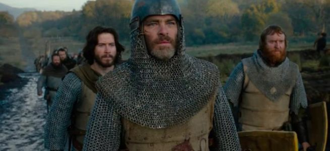 'Outlaw King' Loses 20 Minutes After Lackluster TIFF Premiere