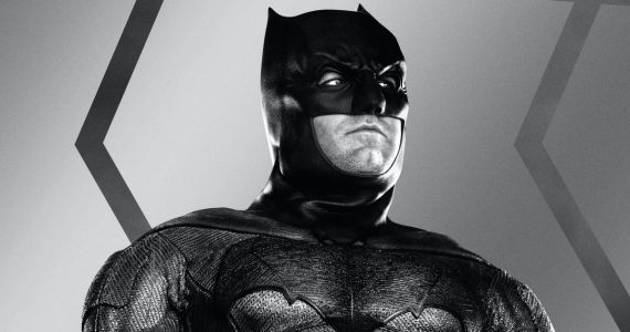 Batman Rises in New Snyder Cut Teaser & Poster Featuring Ben Affleck