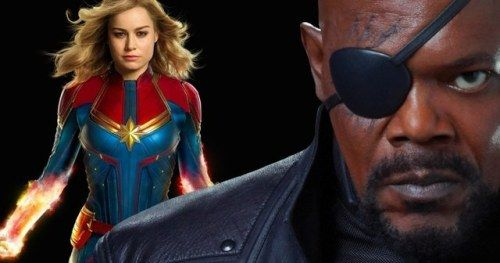 Why Nick Fury Waited to Contact Captain Marvel in Infinity