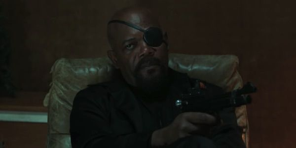 Samuel L. Jackson Shares Photo From Spider-Man: Far From Home Reshoots