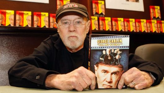 Moneyball Writer Penning George Carlin Biopic