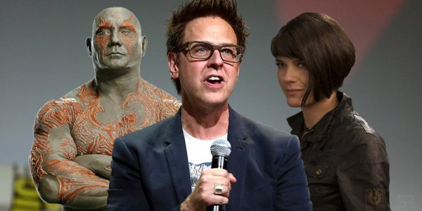 Celebrities Defending James Gunn After Guardians of the Galaxy Firing