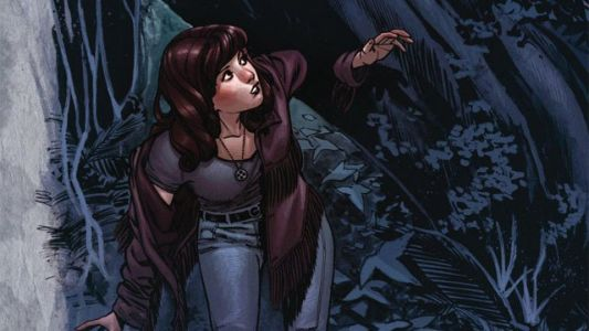 Exclusive Preview: X-Men Gold Annual 2 Flashes Back To Kitty Pryde's Past