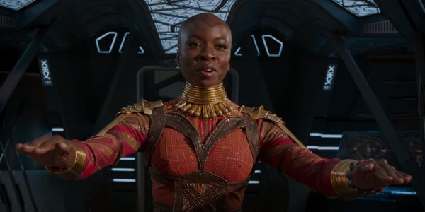 Black Panther Producer Promises Okoye/W'Kabi Bonus Scene On Blu-Ray