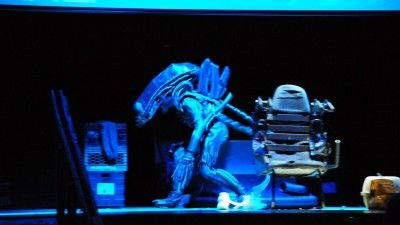 Watch the Full High School Performance of 'Alien' in All Its Glory