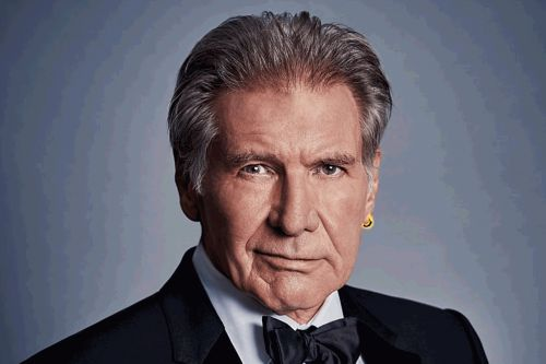 It's Finally Time to Celebrate Harrison Ford's Earring