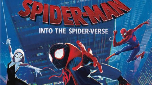 Spider-Man: Into the Spider-Verse Blu-ray Release Set for March