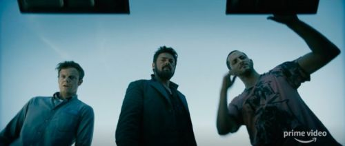 'The Boys' Trailer: Karl Urban Fights Tooth and Nail With Not-So-Super Superheroes