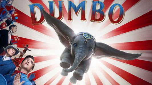 Disney's Dumbo Poster Flies High Ahead of the New Trailer