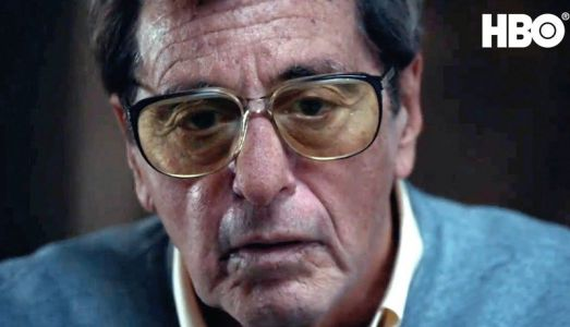 The Teaser Trailer for HBO's Paterno, Starring Al Pacino