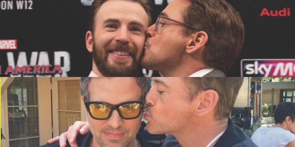 Robert Downey Jr. Supports All Tony Stark Shippers For Valentine's Day