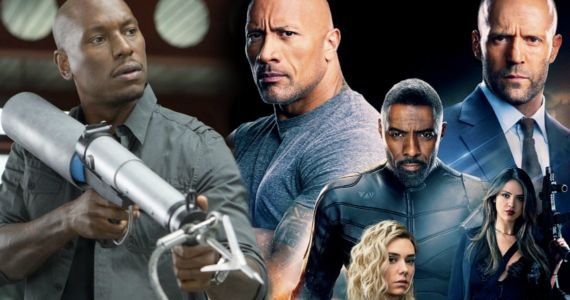 Tyrese Reignites Fast & Furious Feud with The Rock After Seeing Hobbs & Shaw