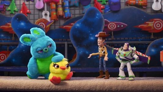 New TOY STORY 4 Trailer Introduces Key & Peele's Ducky And Bunny