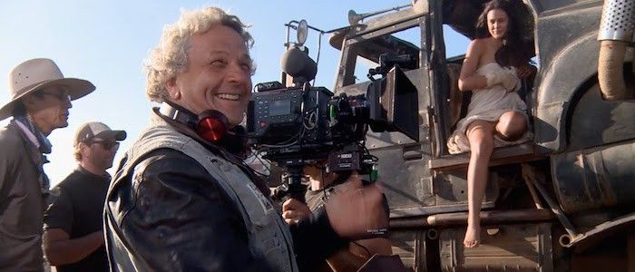 George Miller Teases Next 'Mad Max' and Gives His Take on Superhero Cinema