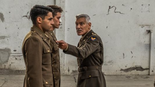 First Look at George Clooney in Catch-22 Revealed