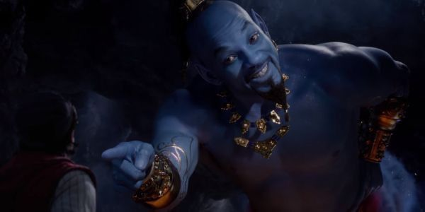 Will Smith Has Seen Aladdin's Final Cut, And He's Hyped