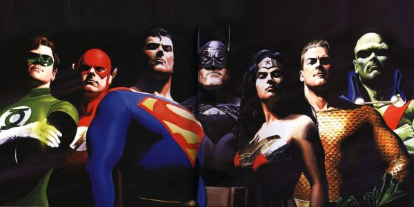 Justice League Mortal Photo Brings the League Together