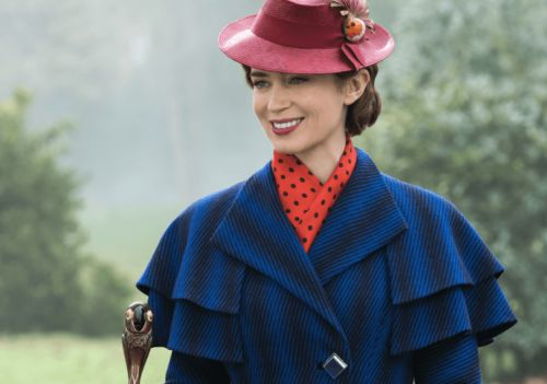 Women in Film: Emily Blunt and The Legacy of 'Mary Poppins Returns'
