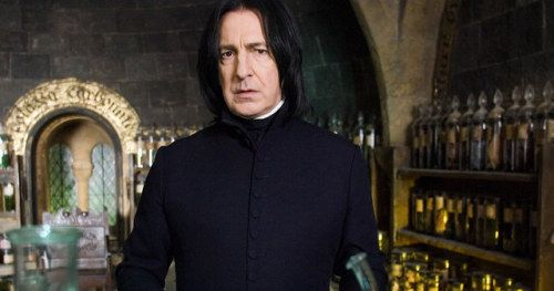 Alan Rickman's Private Letters Reveal Harry Potter
