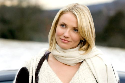 Cameron Diaz is The Queen of Cozy Cashmere in 'The Holiday'