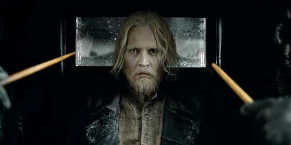 Johnny Depp Confirms Fantastic Beasts 3 Return As Grindelwald